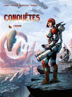 CONQUÊTES -  TANAMI 07