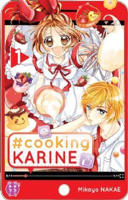 #COOKING KARINE -  (FRENCH V.) 01