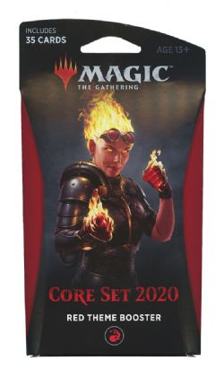 CORE SET 2020 -  RED THEME BOOSTER (35)