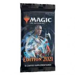 CORE SET 2021 -  BOOSTER PACK (P15/B36/C6) (FRENCH)