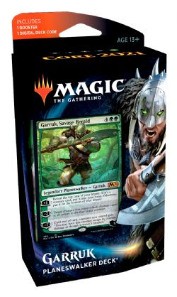 CORE SET 2021 -  PLANESWALKER DECK - GARRUK SAVAGE HERALD (CORE DECK 2021) (ENGLISH)