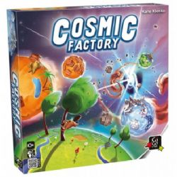 COSMIC FACTORY (FRENCH)