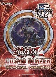 COSMO BLAZER -  SPECIAL EDITION (ENGLISH)