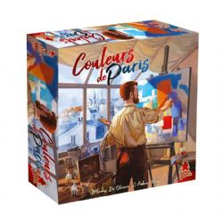 COULEURS DE PARIS (MULTILINGUAL)