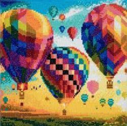 CRAFT BUDDY -  HOT AIR BALLOONS (12