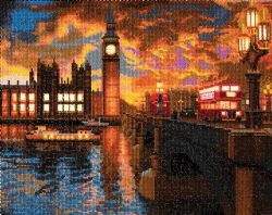 CRAFT BUDDY -  LONDON SUNSET (16