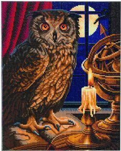 CRAFT BUDDY -  THE ASTROLOGER OWL (20