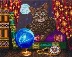 CRAFT BUDDY -  THE FORTUNE TELLER CAT (16