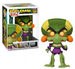 CRASH BANDICOOT -  POP! VINYL FIGURE OF NITROS OXIDE (4 INCH) 534