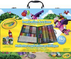 CRAYOLA -  INSPIRATION ART CASE