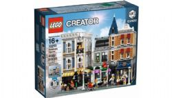 CREATOR -  ASSEMBLY SQUARE (4002 PIECES) -  HARD TO FIND 10255