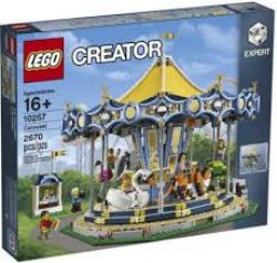 CREATOR -  CAROUSEL (2670 PIECES) 10257