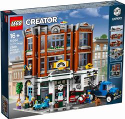 CREATOR -  CORNER GARAGE (2569 PIECES) 10264 10264