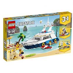 CREATOR -  CRUISING ADVENTURES (597 PIECES) 31083