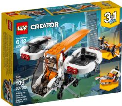 CREATOR -  DRONE EXPLORER (3 IN 1) (107 PIECES) 31071