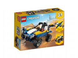 CREATOR -  DUNE BUGGY (3 IN 1) (147 PIECES) 31087