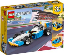 CREATOR -  EXTREME ENGINES (3 IN 1) (109 PIECES) 31072