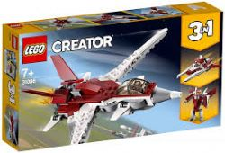 CREATOR -  FUTURISTIC FLYER (3 IN 1) (157 PIECES) 31086