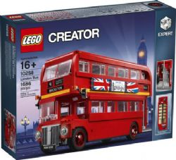 CREATOR -  LONDON BUS (1686 PIECES) -  HARD TO FIND 10258