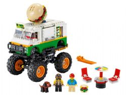 CREATOR -  MONSTER BURGER TRUCK (3 IN 1) (499 PIECES) 31104