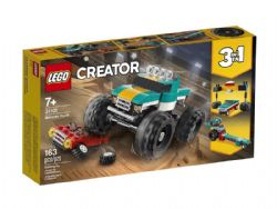 CREATOR -  MONSTER TRUCK (163 PIECES) 31101
