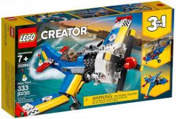 CREATOR -  RACE PLANE (3 IN 1) (333 PIECES) 31094