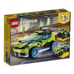 CREATOR -  ROCKET RALLY CAR (3 IN 1) (241 PIECES) 31074