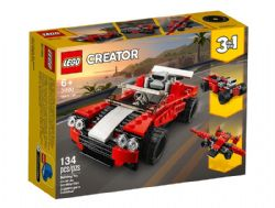 CREATOR -  SPORTS CAR (134 PIECES) 31100