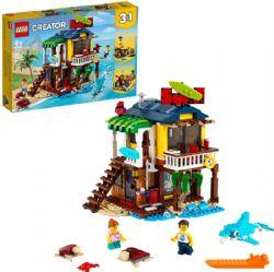 CREATOR -  SURFER BEACH HOUSE (564 PIECES) 31118