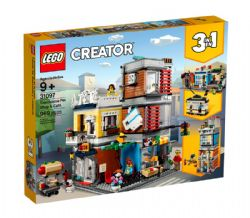 CREATOR -  TOWNHOUSE PET SHOP & CAFÉ (969 PIECES) 31097