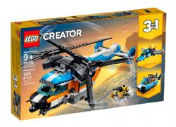 CREATOR -  TWIN-ROTOR HELICOPTER (569 PIECES) 31096