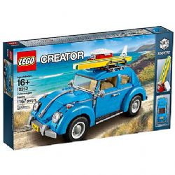CREATOR -  VOLKSWAGEN BEETLE (1167 PIECES) -  HARD TO FIN 10252