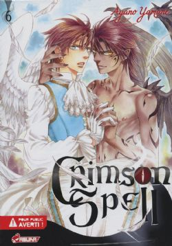 CRIMSON SPELL -  (FRENCH V.) 06