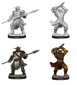 CRITICAL ROLE -  MALE BUGBEAR FIGHTER
