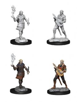 CRITICAL ROLE -  MALE PALLID ELF ROGUE AND BARD
