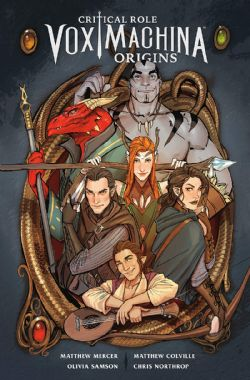 CRITICAL ROLE -  VOX MACHINA ORIGINS TP 01