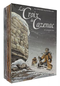 CROIX DE CAZENAC, LA -  ENSEMBLE USAGÉ, TOME 01 À 10