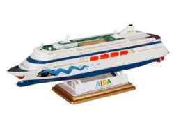 CRUISE BOAT -  AIDA 1/1200 (SKILL LEVEL 3)