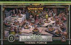 CRYX -  SLAUGHTER FLEET RAIDERS - THEME FORCE -  WARMACHINE