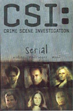 CSI -  USED BOOK - CRIME SCENE INVESTIGATION SERIAL TP (ENGLISH)