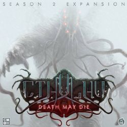 CTHULHU: DEATH MAY DIE -  SEASON 2 EXPANSION (ENGLISH)