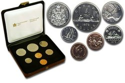 CUSTOM SETS -  1979 CUSTOM SET -  1979 CANADIAN COINS 09