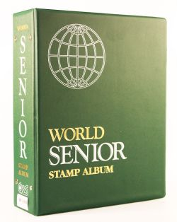 CWS WORLDWIDE -  SENIOR EMPTY BINDER