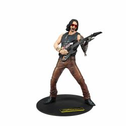 CYBERPUNK 2077 -  USED - JOHNNY FIGURE (12INCHES)