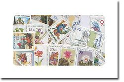CZECHOSLOVAKIA -  2006 COMPLETE YEAR SET, NEW STAMPS