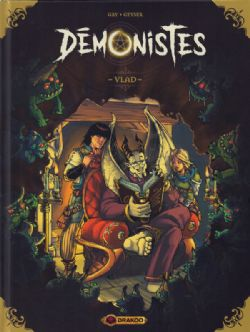 DÉMONISTES -  VLAD 01