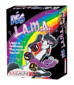 DÉS L.A.M.A (FRENCH)