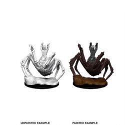 D&D MINIATURES -  DRIDER -  D&D NOLZUR'S MARVELOUS UNPAINTED MINIATURES