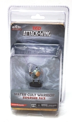 D&D MINIATURES -  WATER CULT WARRIOR EXPANSION PACK -  D&D ATTACK WING MINIATURES GAME