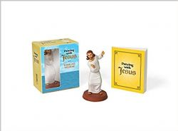 DANCING WITH JESUS -  BOBBLING FIGURE